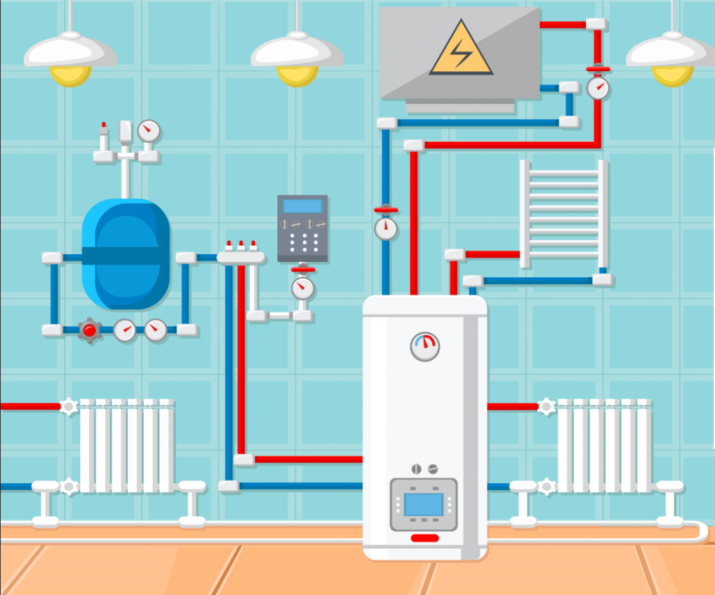 Central Heating in Cheltenham and Gloucestershire